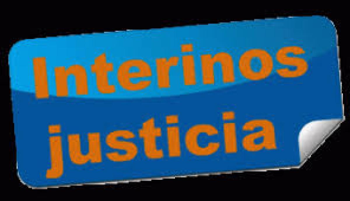 Interinos Justicia