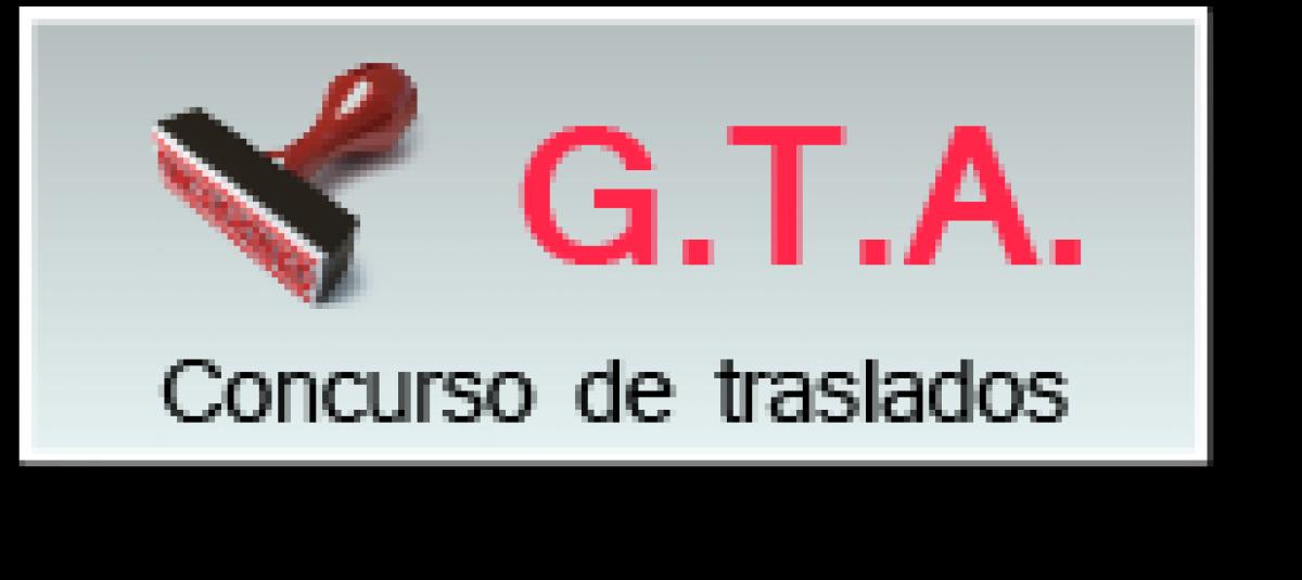 botón asistente GTA concurso de traslados